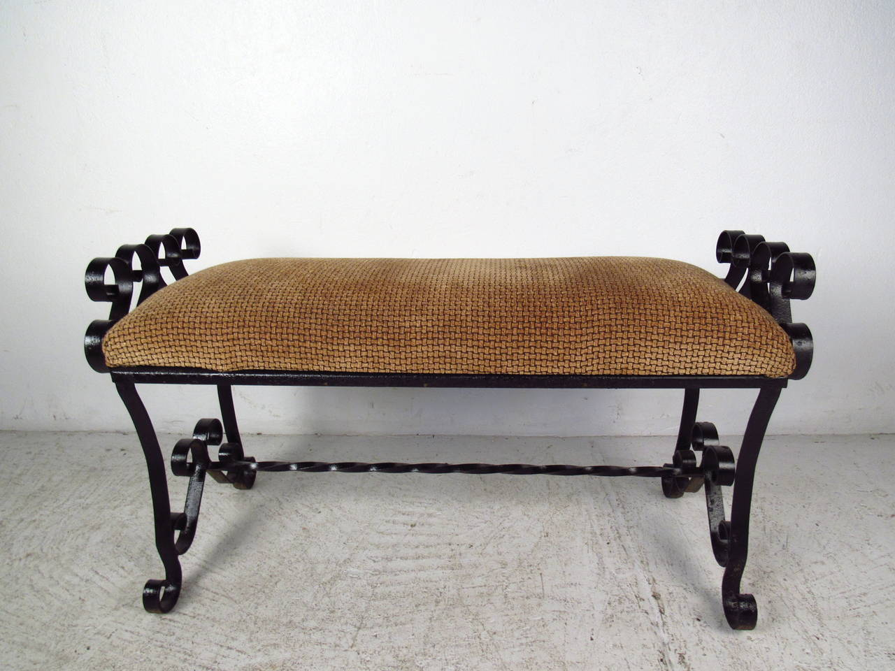 kuznya lavky kovani lviv catalog iron product wrought order bench en benches photo