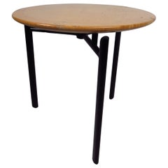 Mid-Century Modern Style Floating Top End Table