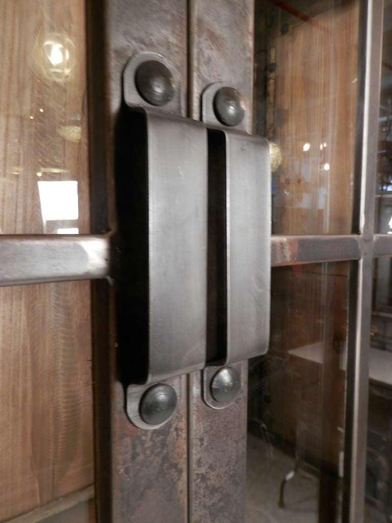 Reclaimed Wood Medicine Cabinet
