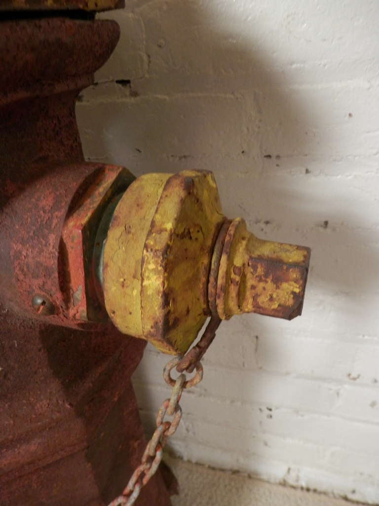 Antique Fire Hydrant At 1stdibs