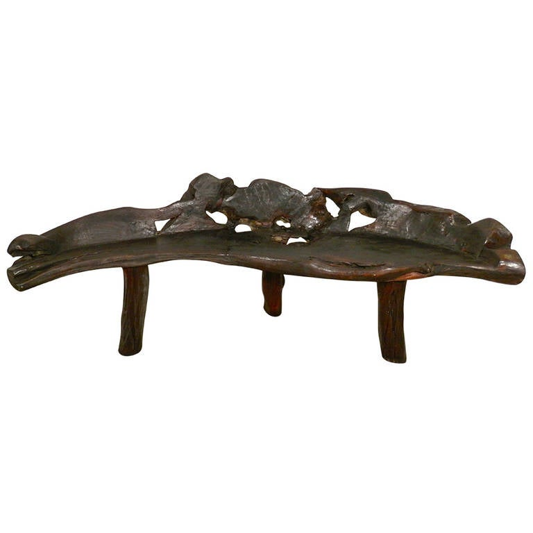 driftwood benches for sale impressive large driftwood bench at 1stdibs 6967