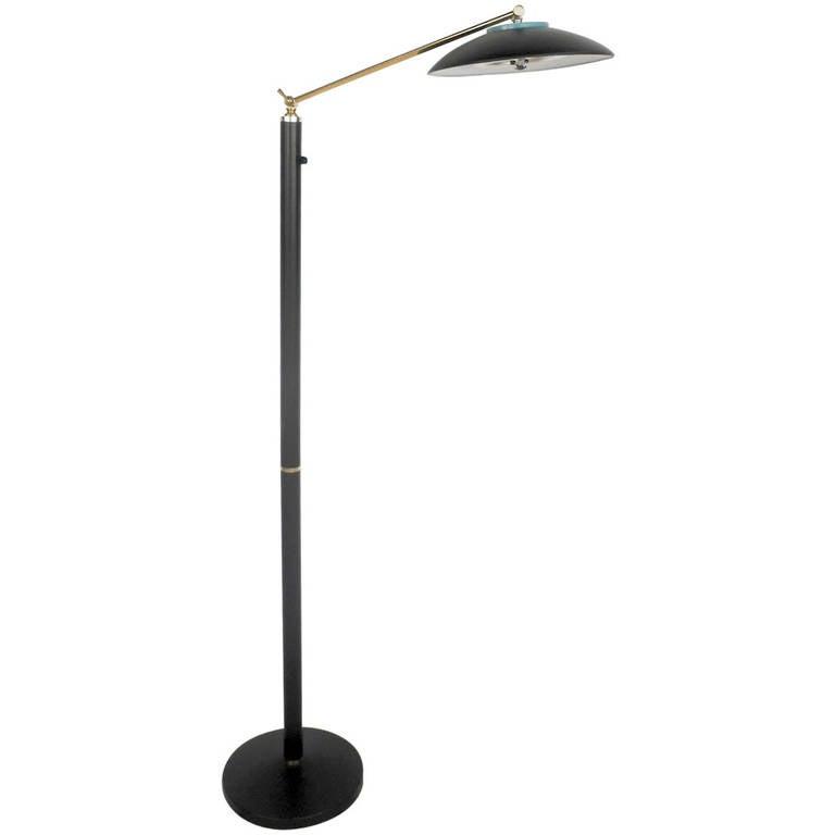 Modern Adjustable Floor Lamp For Sale At 1stdibs
