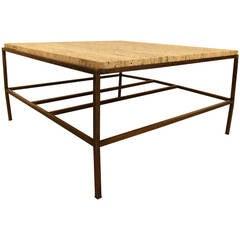 Vintage Modern Paul McCobb Marble-Top Coffee Table