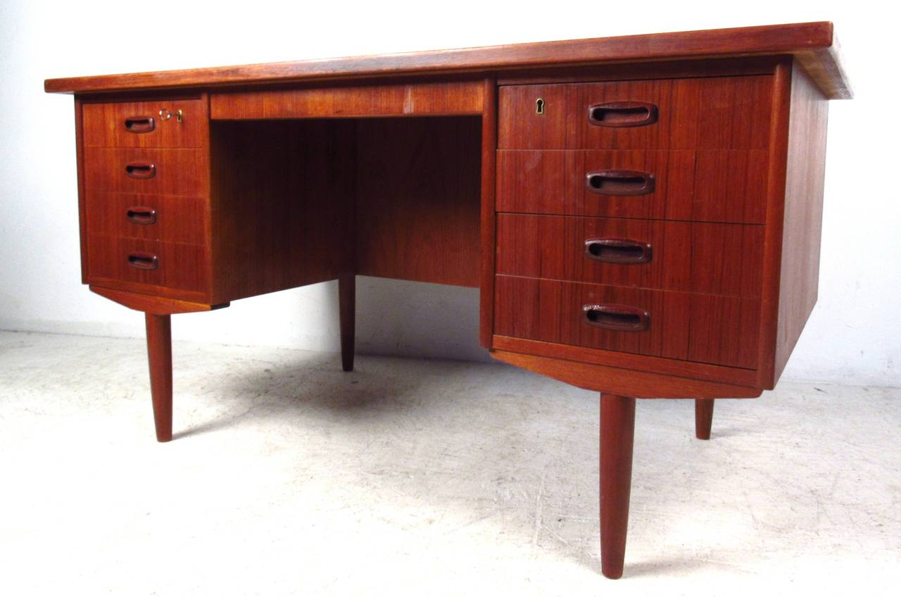 modern furniture brown corner photo small computer desks hutch drawer with drawers exquisite desk