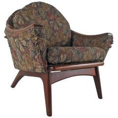 Adrian Pearsall Lounge Chair 1806-C