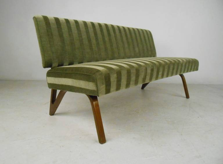 Mid-Century Modern Kassel Living Room Suite by Paul Bode For Sale