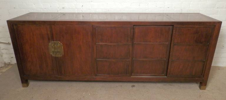 Mid Century Credenza By Frank Van Steenberg For Baker At