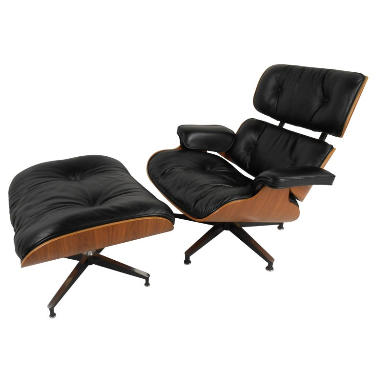 eames lounge chair for herman miller at 1stdibs
