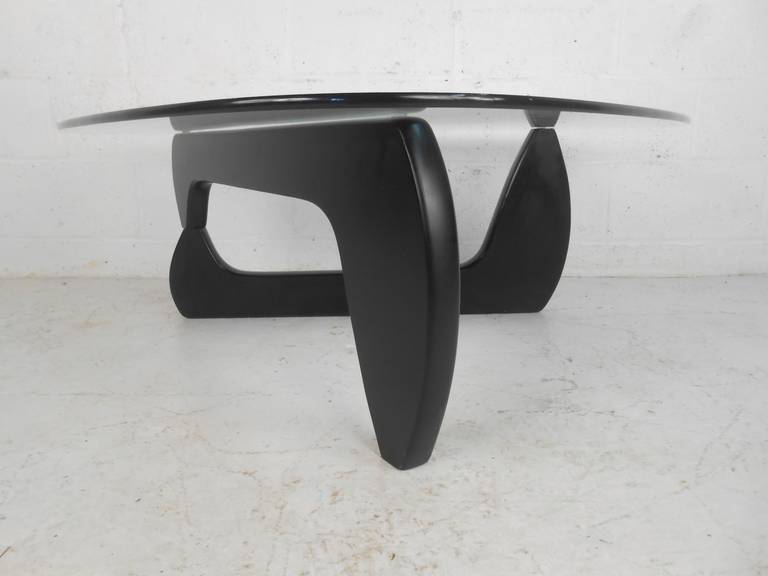 Noguchi Style Coffee Table For Sale At 1stdibs