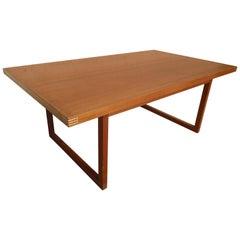 Heltborg Møbler Teak Coffee Table