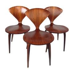 Mid-Century Modern Cherner Chair for Plycraft
