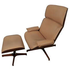 Iconic 'Mr. Chair' Set By George Mulhauser
