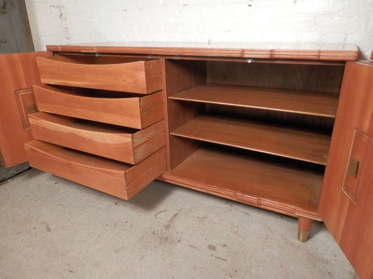 john widdicomb mid century modern bedroom set at 1stdibs