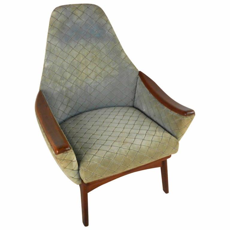 Mid Century Modern Armchairs: Mid-Century Modern Adrian Pearsall Style Armchair At 1stdibs