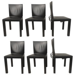 Paolo Piva Arcadia Dining Chairs for B&B Italia