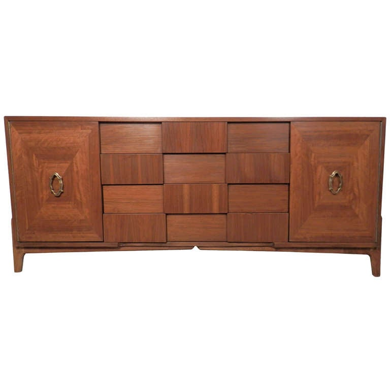 style dresser by american of martinsville is no longer available