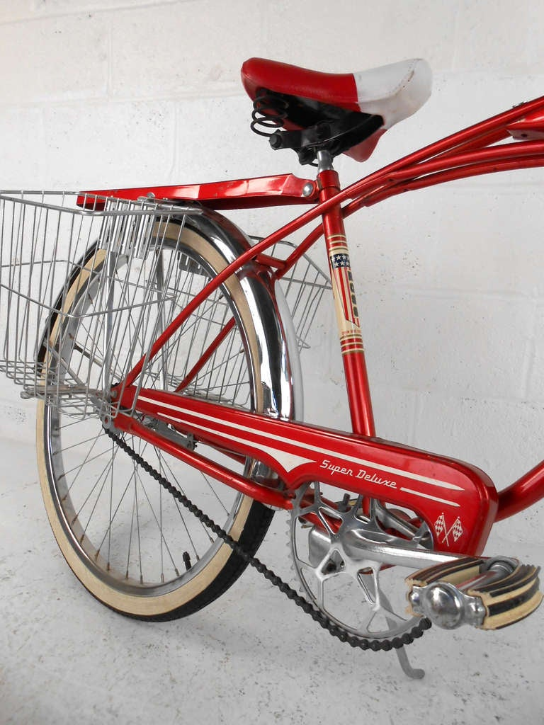 Vintage Ross Super Deluxe Bicycle At 1stdibs