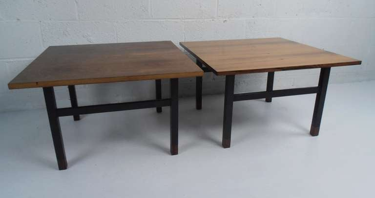 Mid Century Modern Side Tables At 1stdibs