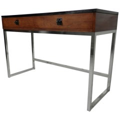 Vintage Danish Modern Console Table By Torbjorn Afdal