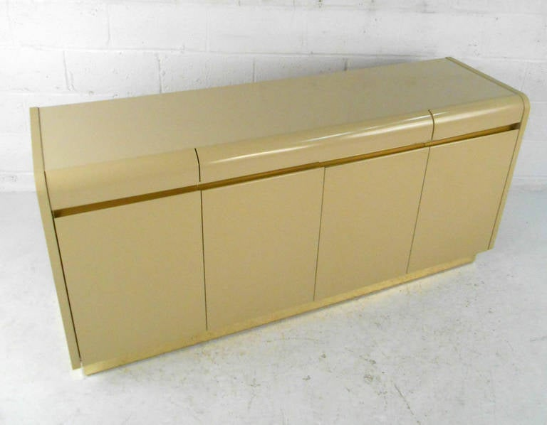 Unique Mid Century Modern Server By Lane Furniture At 1stdibs