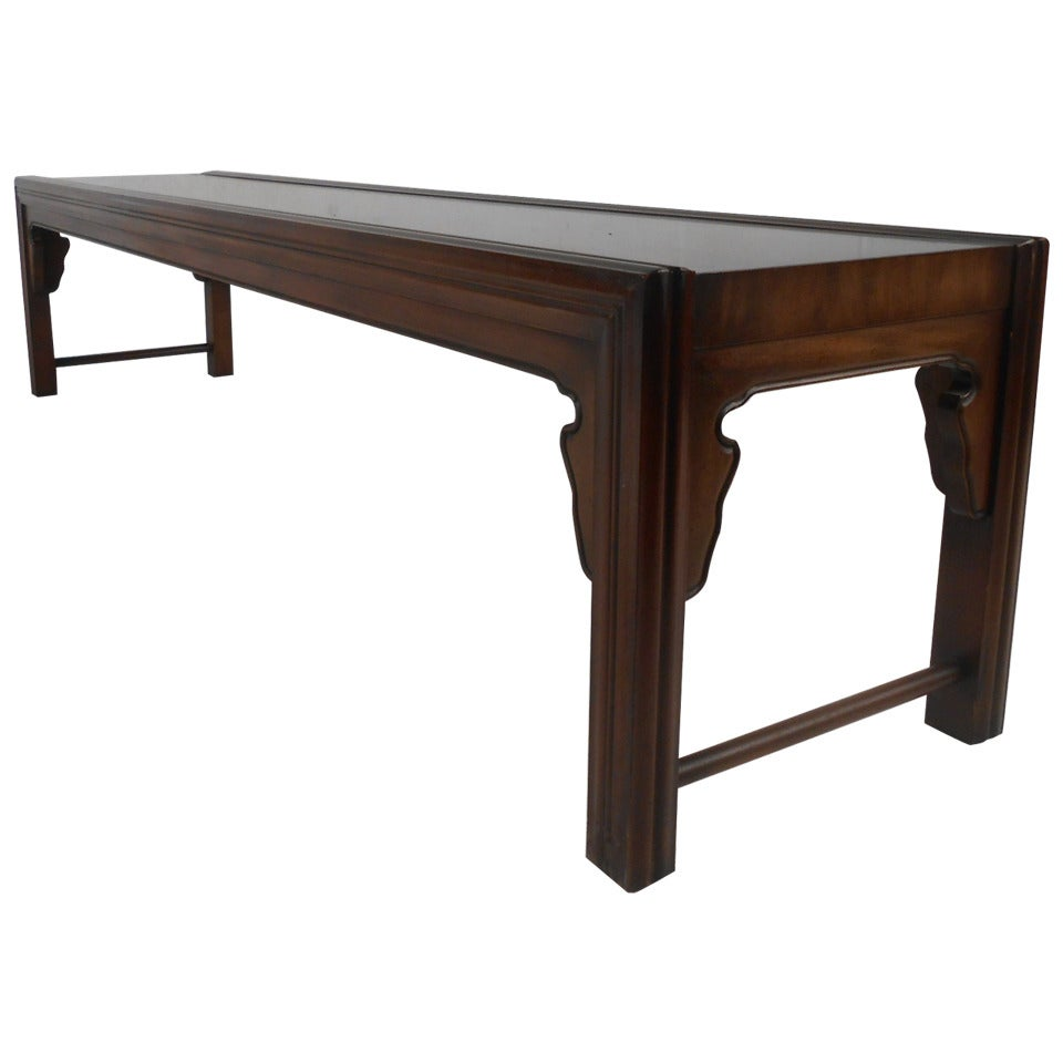 John Widdicomb Sofa Table