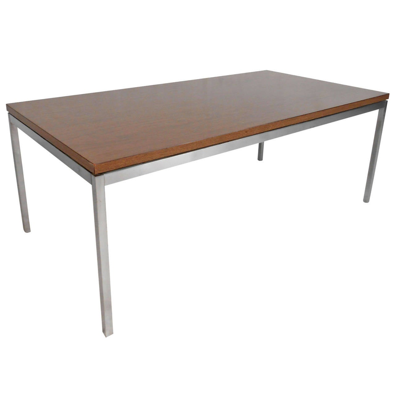 Mid century modern florence knoll coffee table for sale at 1stdibs Florence knoll coffee table