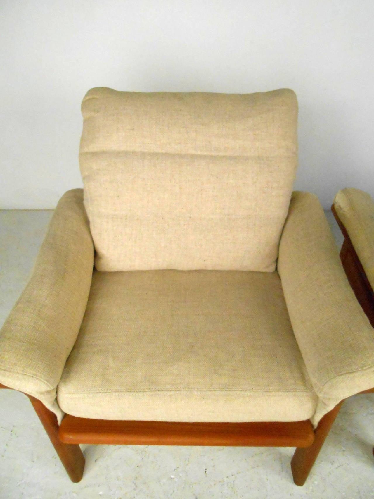 pair beautiful mid century modern danish teak armchairs 7 beautiful mid century modern danish style teak