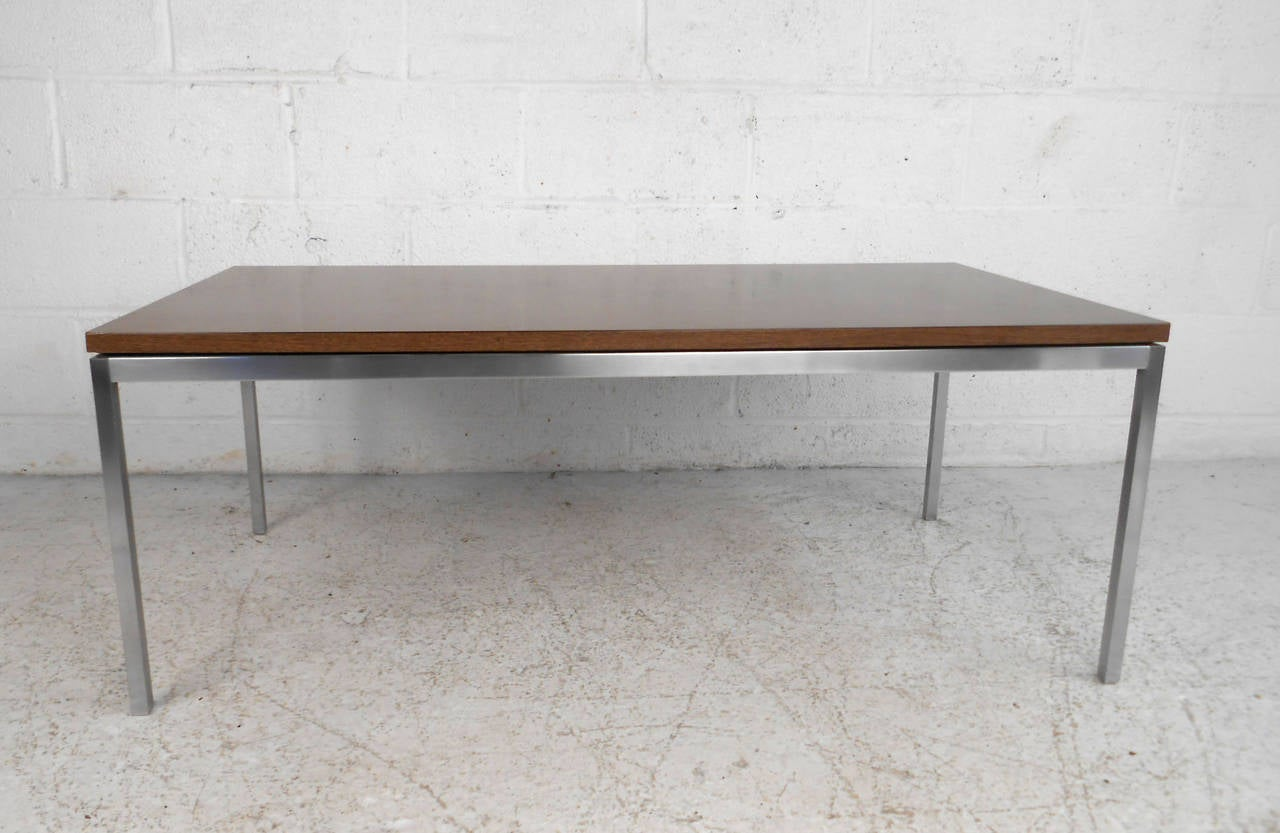 Mid century modern florence knoll coffee table for sale at Florence knoll coffee table