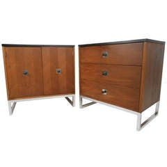 Pair of Thomasville Furniture Co. Dressers