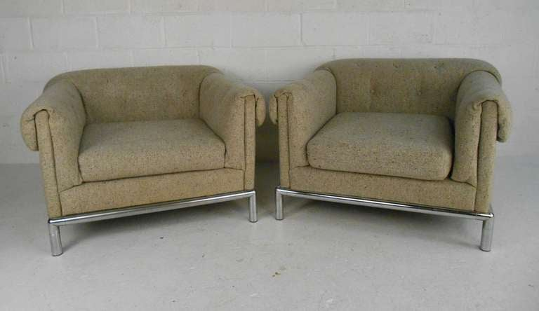 Mid Century Modern Lounge Chairs For Sale At 1stdibs