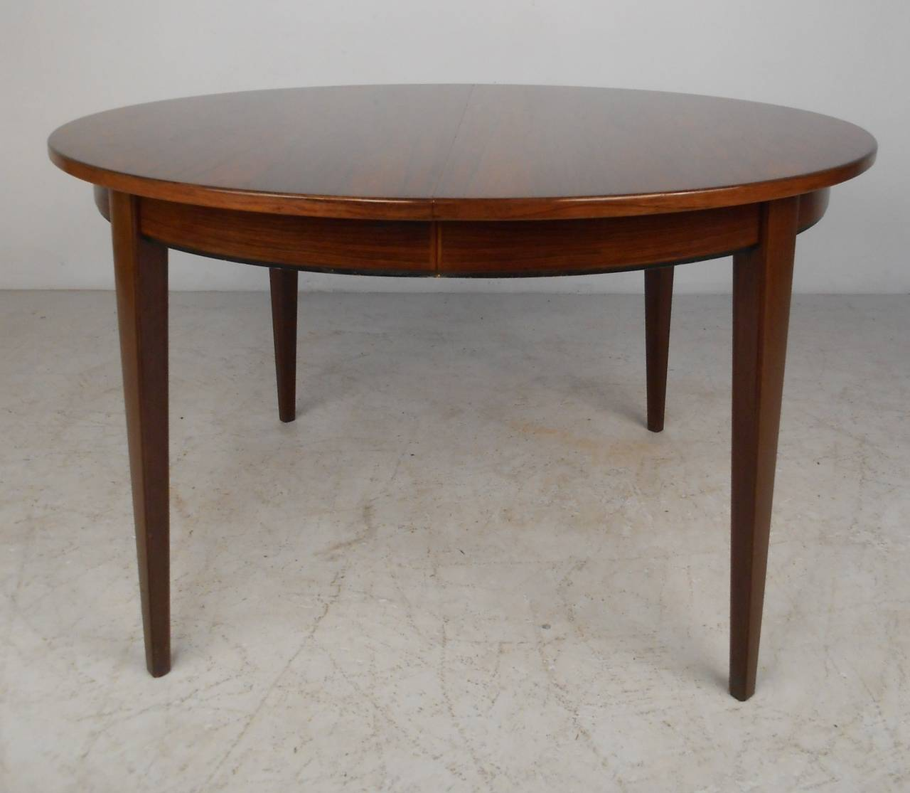 Omann Jun Rosewood Dining Table And Chairs C 1959 For