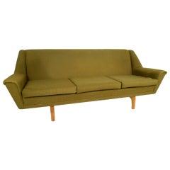 Vintage Mid-Century Danish Sofa