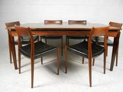 Mid-Century Modern Rosewood Table