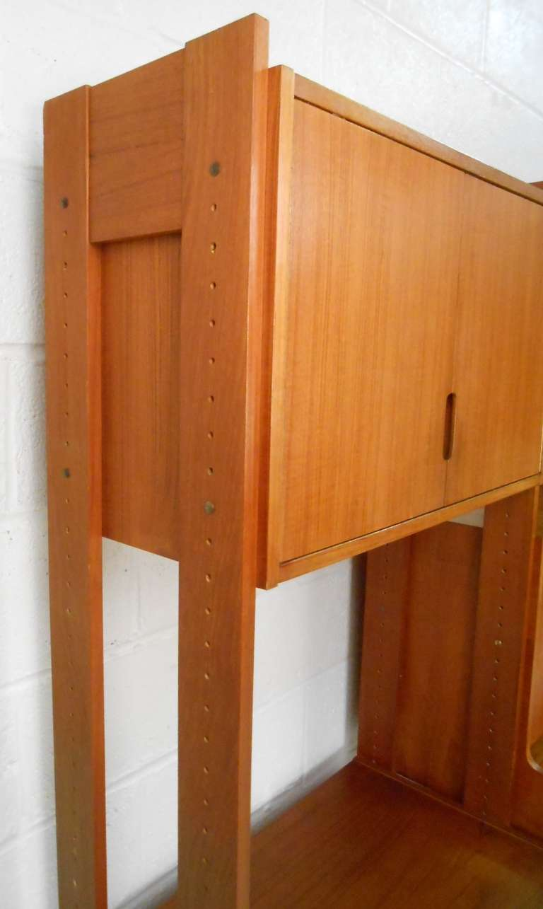 vintage modular wall unit for sale at 1stdibs