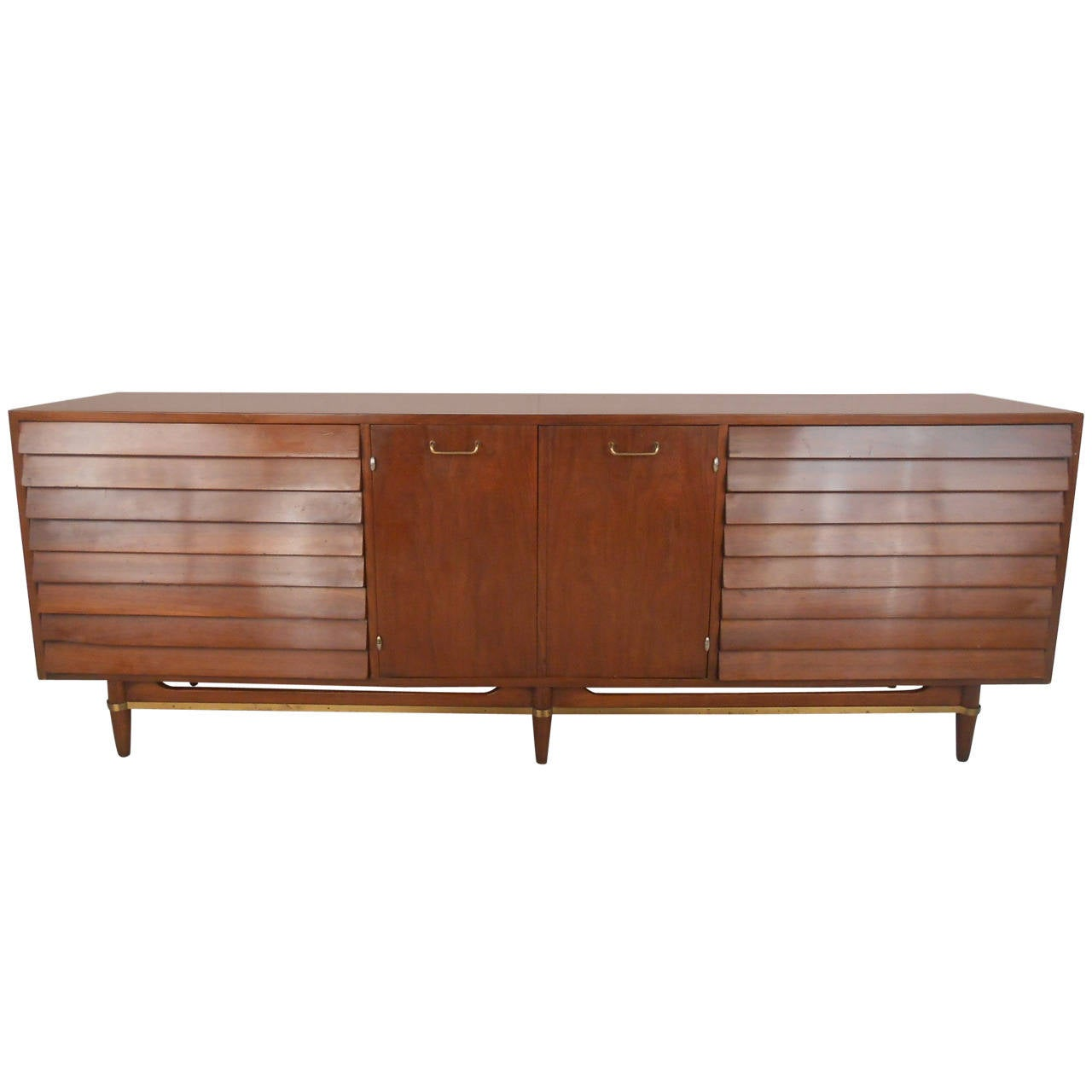 Mid century modern american of martinsville credena at 1stdibs for Mid century american furniture