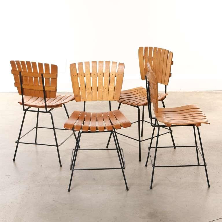 Arthur Umanoff Dining Chair Set Of 4 At 1stdibs