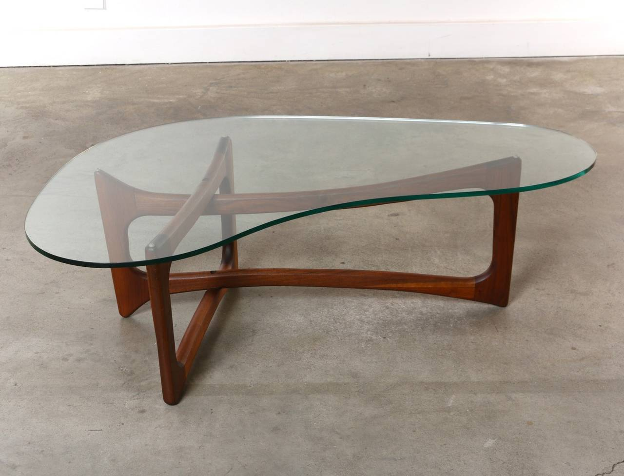 Amoeba Coffee Table By Adrian Pearsall For Craft Associates 1960 S