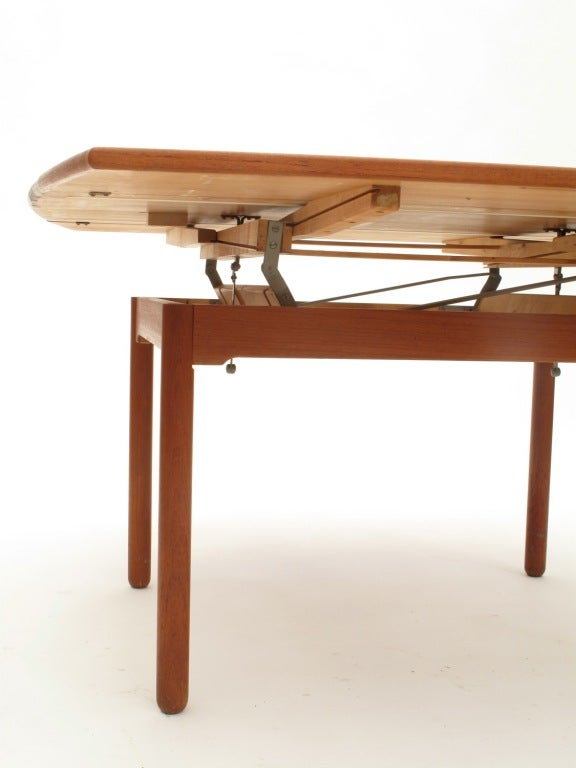 quotSesamquot Swedish Expandable Coffee Table Dining Table at  : 921913430769183 from 1stdibs.com size 576 x 768 jpeg 32kB