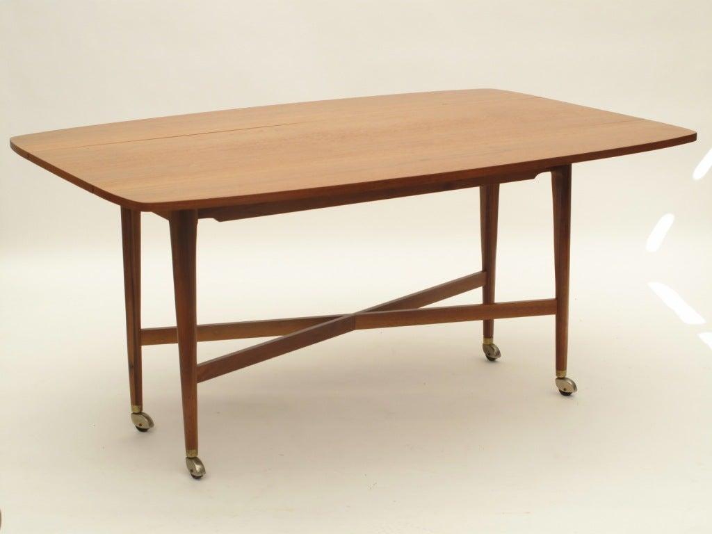 Drexel Sofa Drop Leaf Dining Table at 1stdibs : 921913443069905 from www.1stdibs.com size 1024 x 768 jpeg 50kB