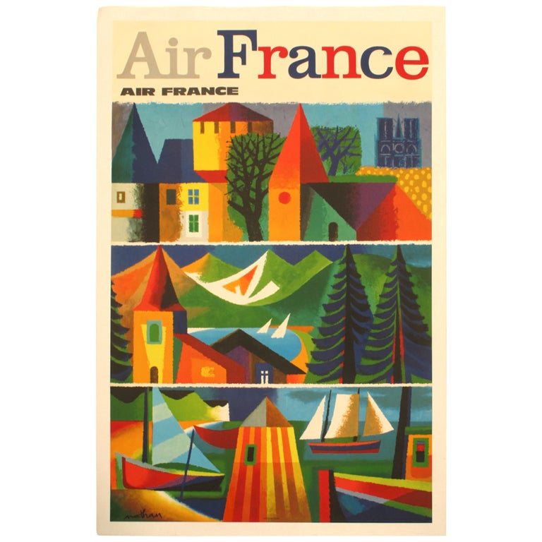 Air France Travel Agency Support