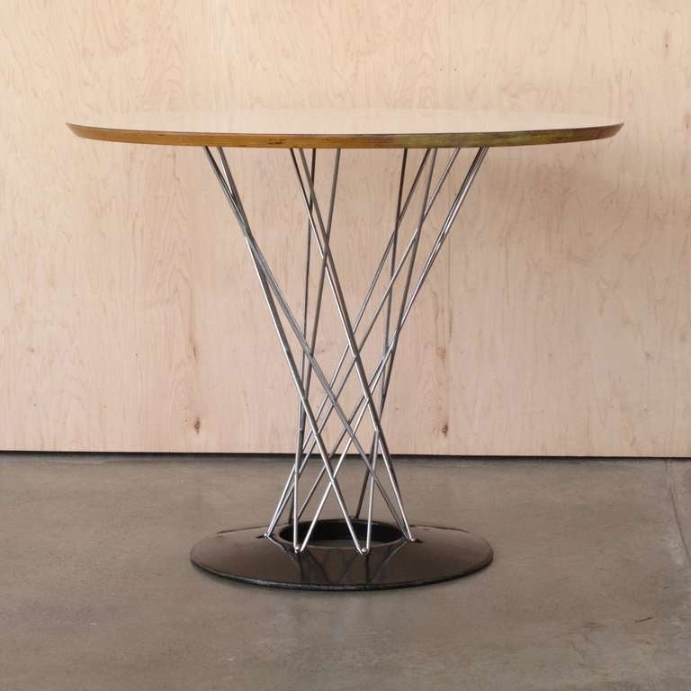 Isamu Noguchi Cyclone Dining Table for Knoll, 1950s 6