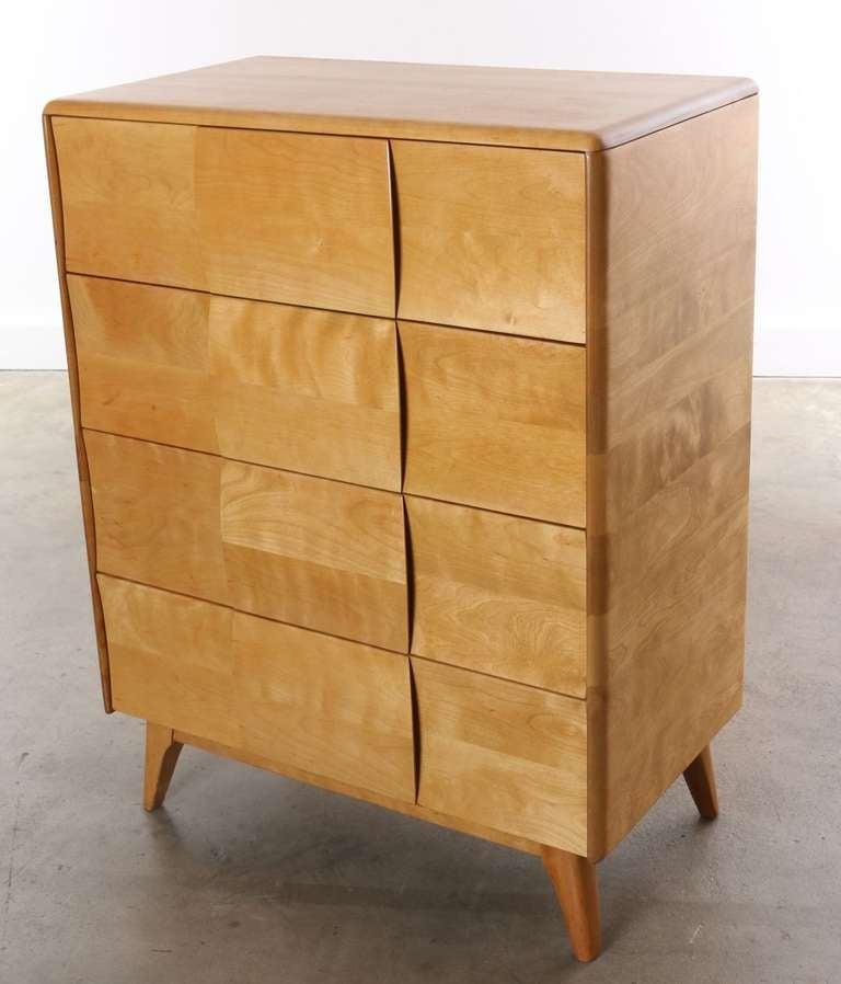Heywood Wakefield Kohinoor Highboy Dresser M144 At 1stdibs