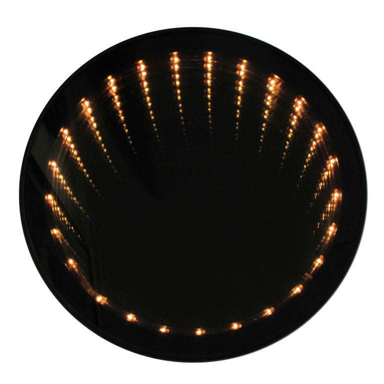 Infinity Mirror Lamp At 1stdibs
