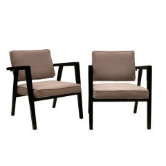 Franco Albini for Knoll 1949 Chair Pair