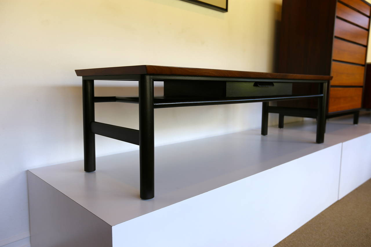 Coffee table by Edward Wormley for Dunbar.