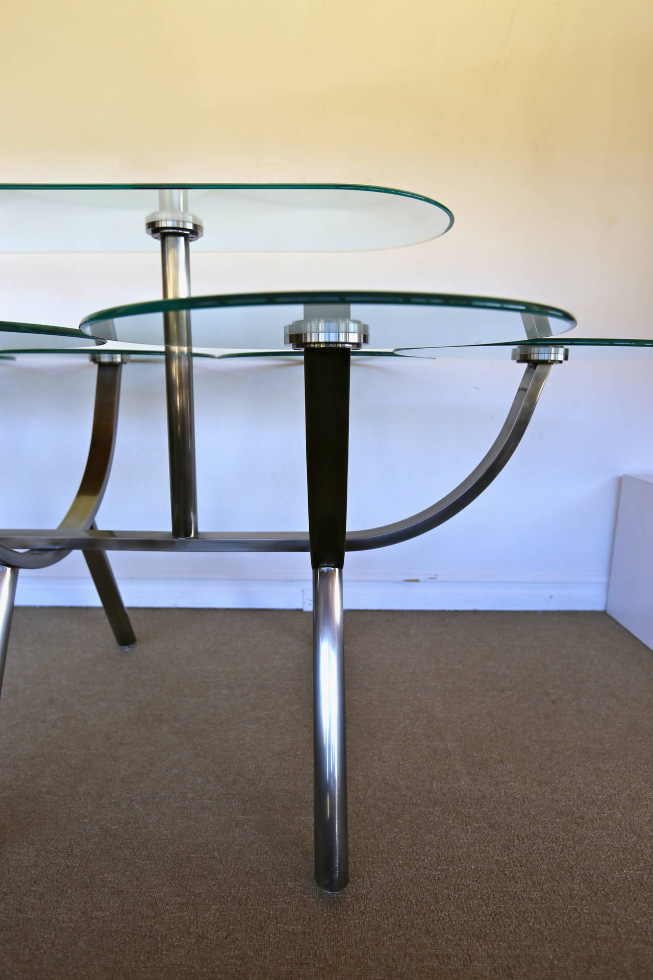"""Circle of Life"" Dining Table by Design Institute of"