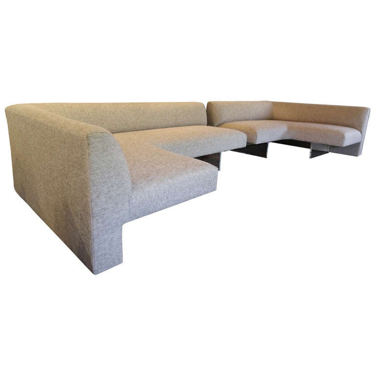 Omnibus Sectional Sofa by Vladimir Kagan for Directional at 1stdibs
