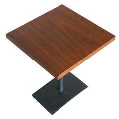 Occasional table by Milo Baughman for Directional