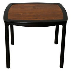 Rosewood Side Table by Edward Wormley for Dunbar