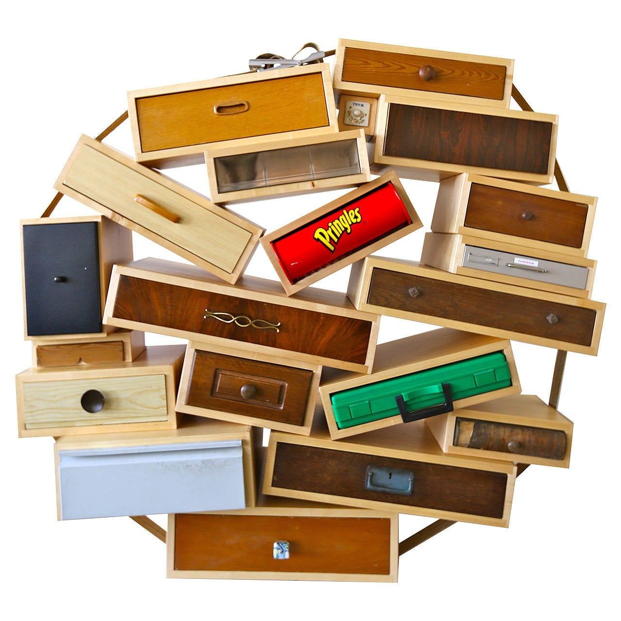 Tejo Remy Quot You Can T Lay Down Your Memories Quot Cabinet At